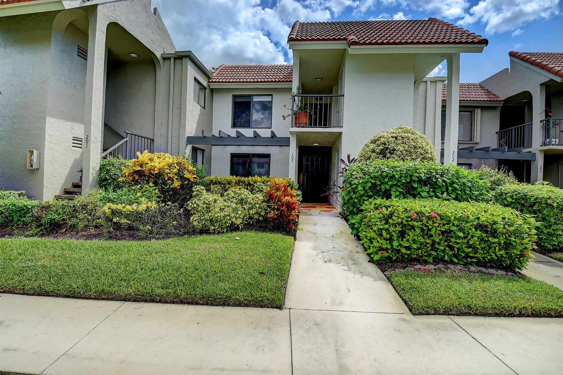 5547 Fairway Park Drive #102, Boynton Beach, FL 33437 - MLS#: RX-10746467