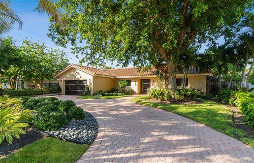 Photo of 3313 NE 40th Street, Fort Lauderdale, FL 33308 (MLS # RX-10632468)