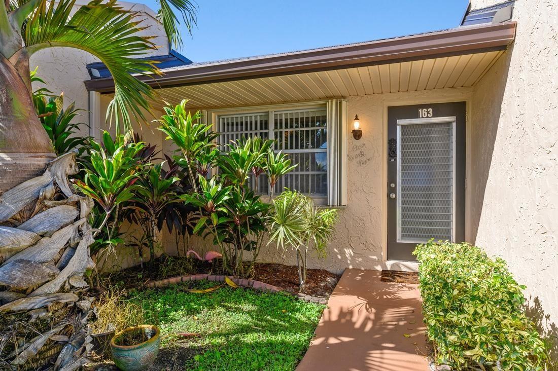 163 Lake Gloria Drive #163, West Palm Beach, FL 33411 - #: RX-10666468