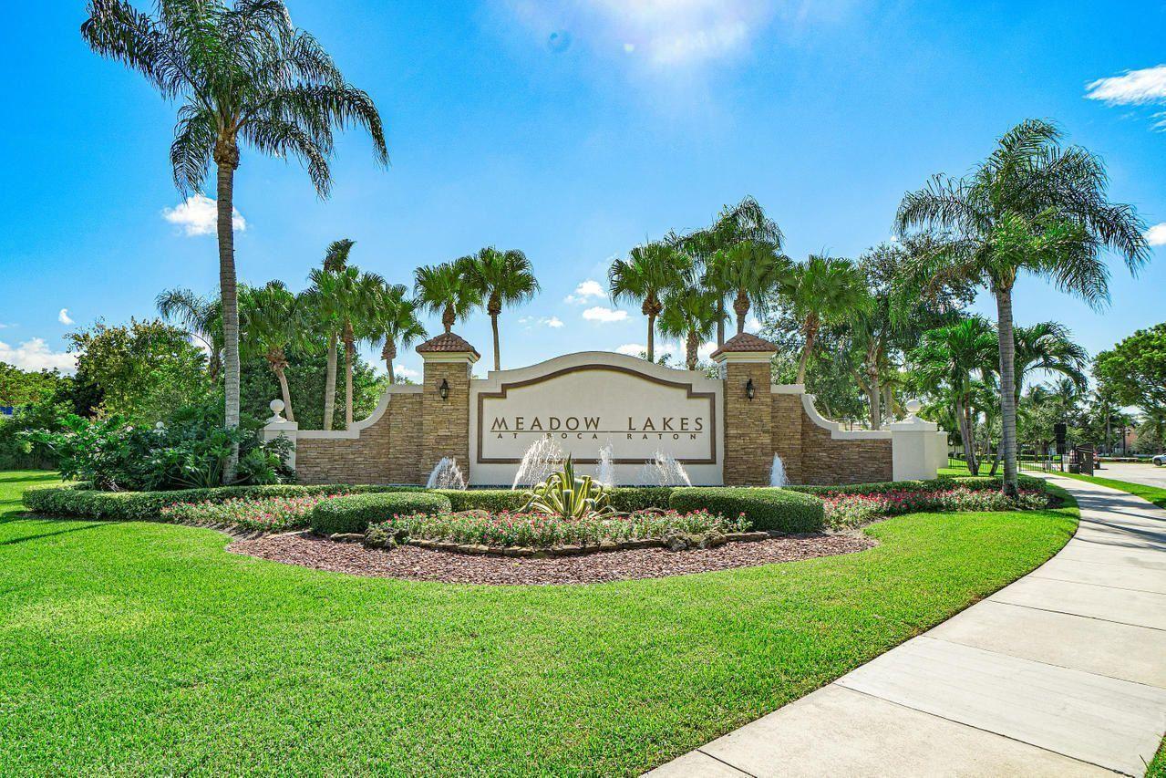 23393 Serene Meadow Drive S, Boca Raton, FL 33428 - #: RX-10685468