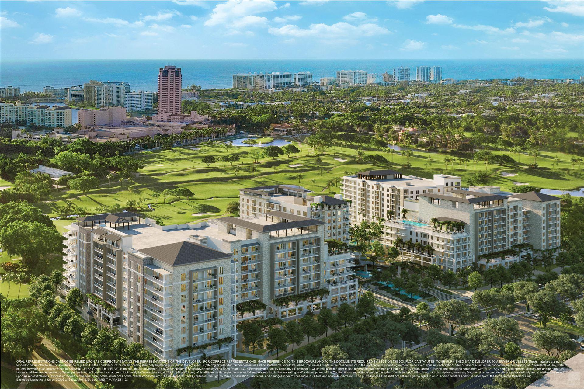 Photo of 200 SE Mizner Boulevard #808, Boca Raton, FL 33432 (MLS # RX-10714468)