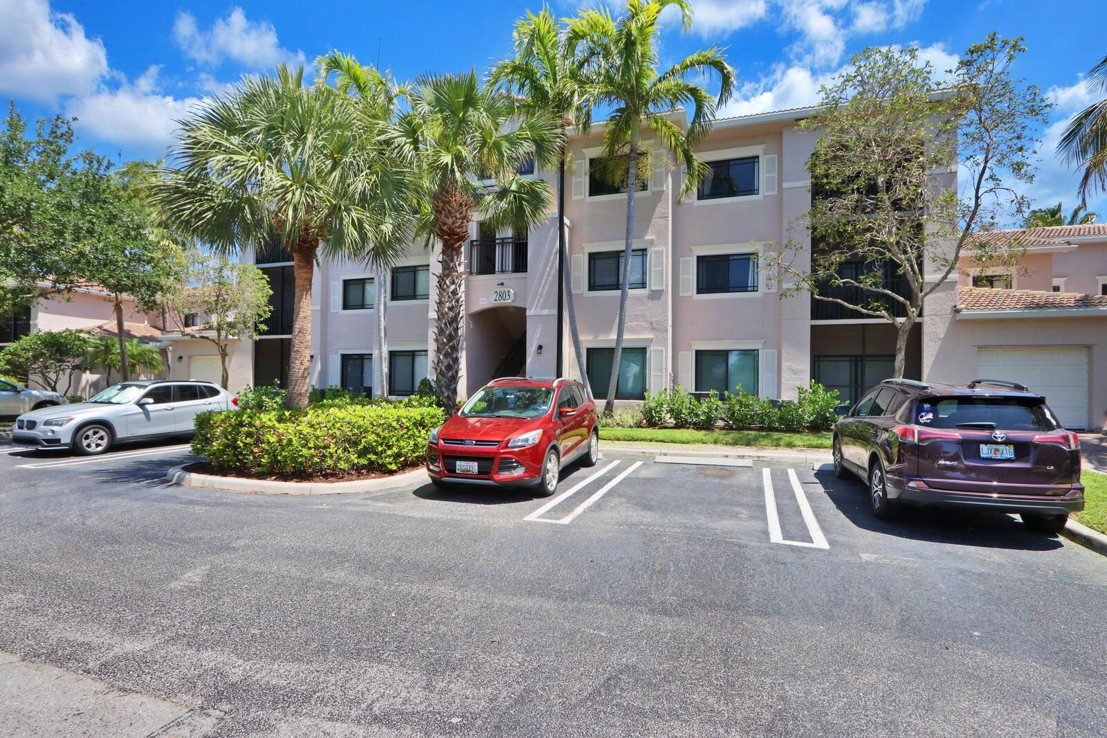 2803 Sarento Place #302, Palm Beach Gardens, FL 33410 - MLS#: RX-10720468