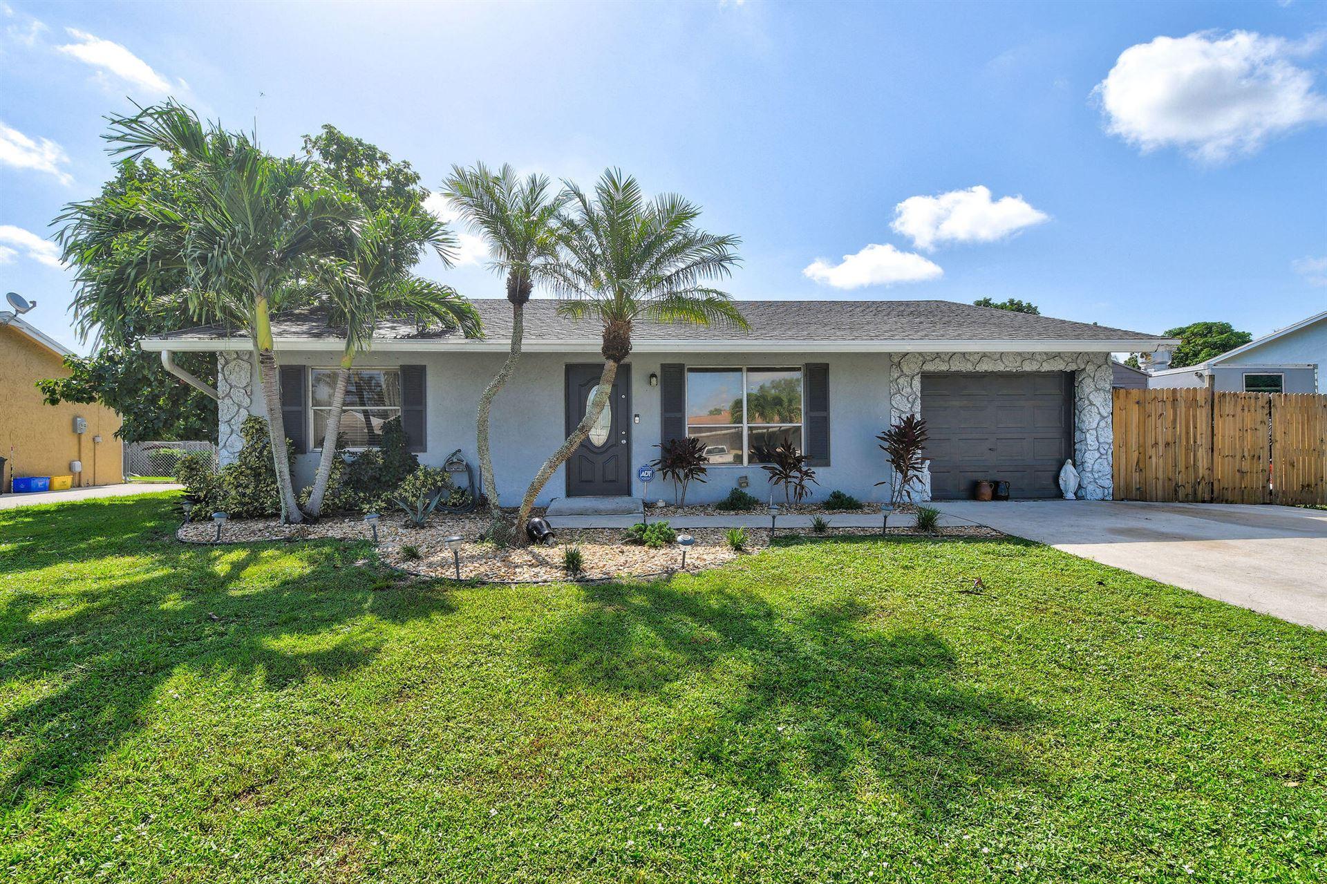 6156 Messana Terrace, Lake Worth, FL 33463 - MLS#: RX-10744468
