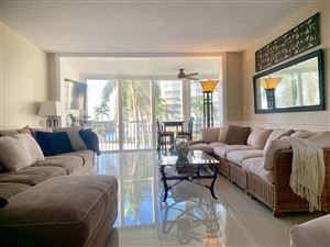 Photo of Listing MLS rx in 3300 S Ocean Boulevard #421c Highland Beach FL 33487