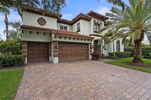 Photo of 3122 San Michele Drive, Palm Beach Gardens, FL 33418 (MLS # RX-10634469)