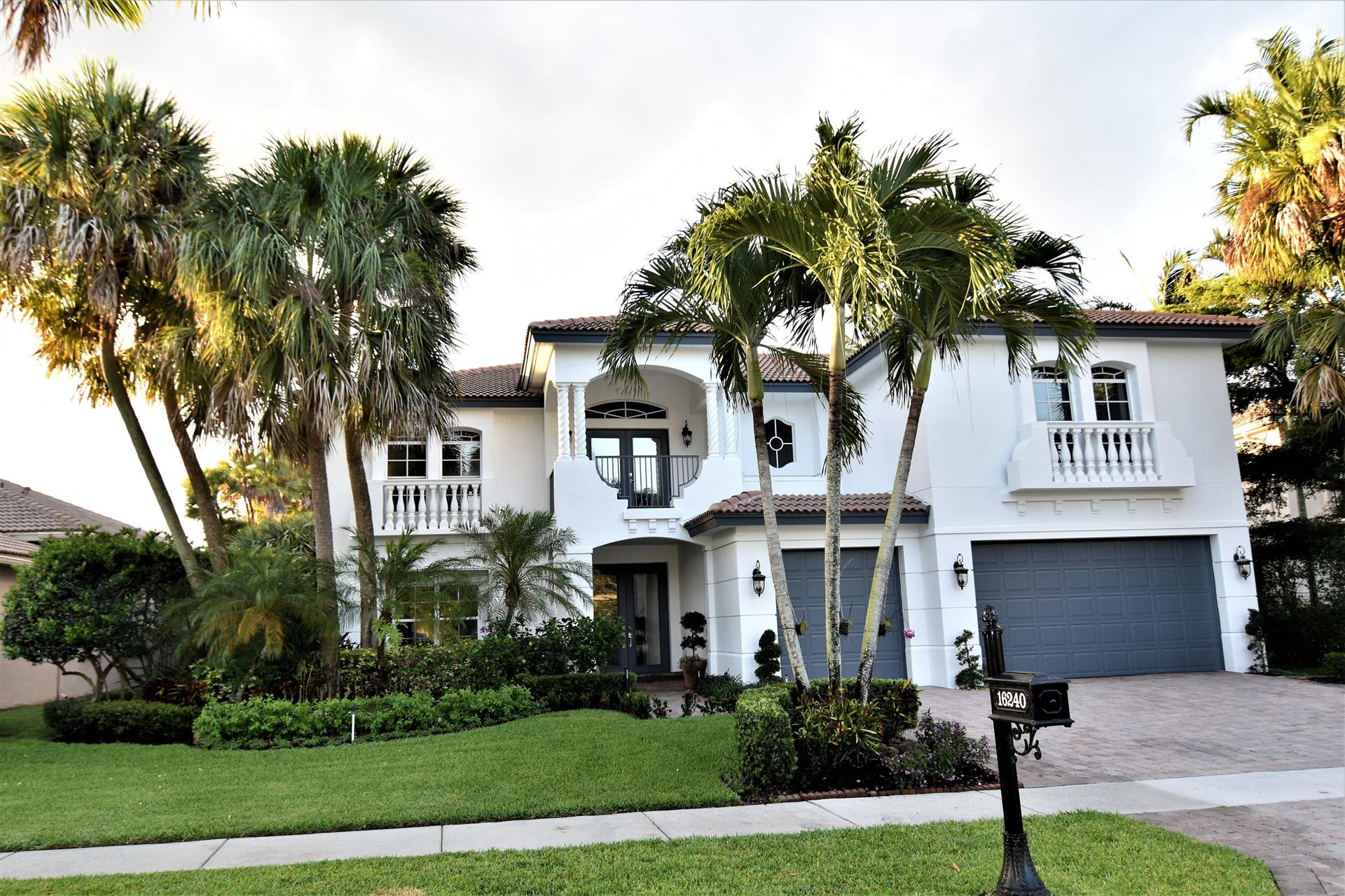 16240 Mira Vista Lane, Delray Beach, FL 33446 - MLS#: RX-10723469