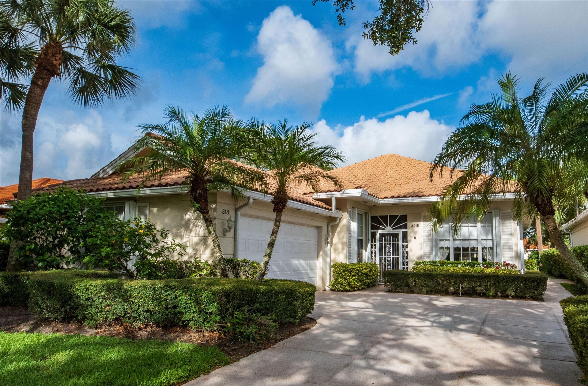 318 Kelsey Park Circle, Palm Beach Gardens, FL 33410 - #: RX-10725469