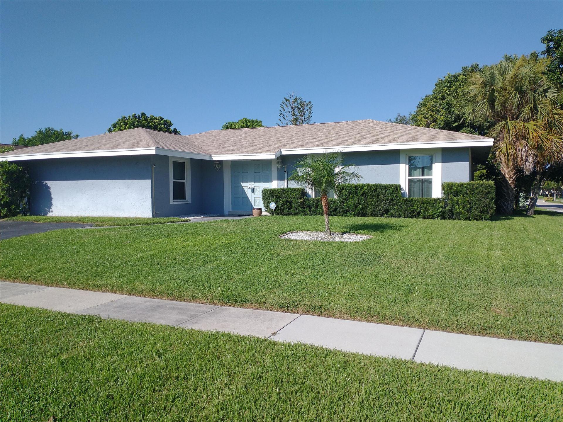 Photo of 3805 Match Road, Lake Worth, FL 33467 (MLS # RX-10745469)