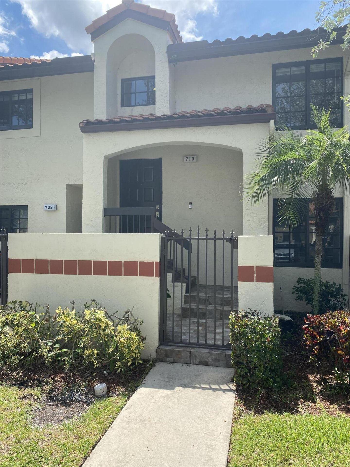 710 Republic Court Court, Deerfield Beach, FL 33442 - MLS#: RX-10746469