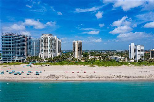 Photo of 3400 N Ocean Drive #101, Riviera Beach, FL 33404 (MLS # RX-10638470)