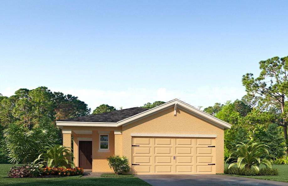 9368 SW Ligorio Way, Port Saint Lucie, FL 34987 - #: RX-10624470