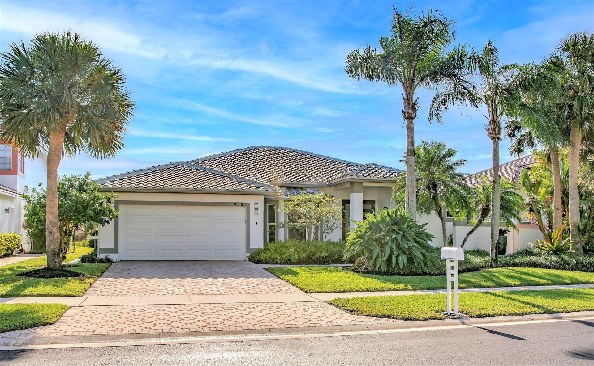 9382 Aqua Vista Boulevard, Boynton Beach, FL 33437 - MLS#: RX-10709470