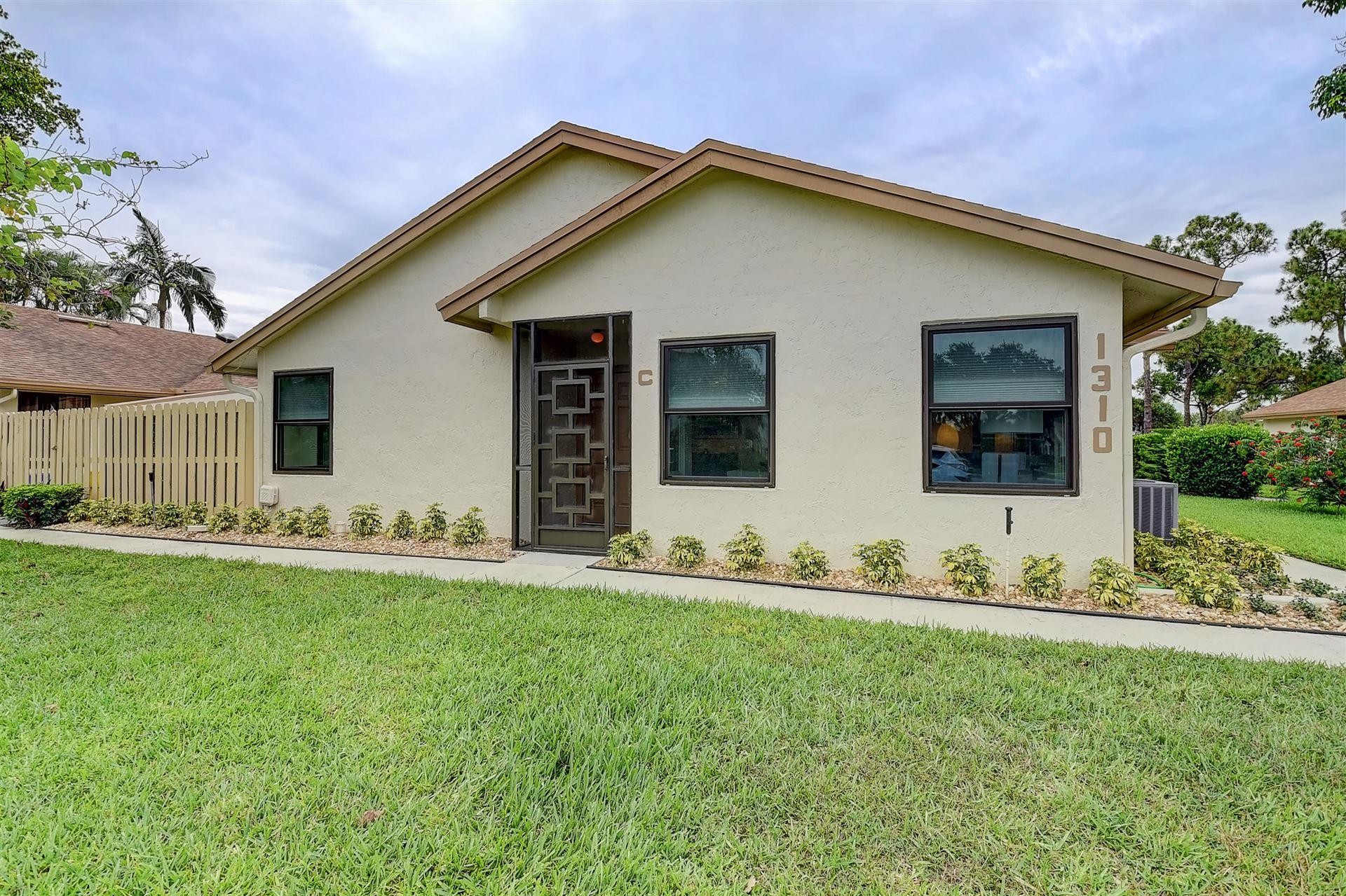 1310 NW 29th Avenue #C, Delray Beach, FL 33445 - MLS#: RX-10716470