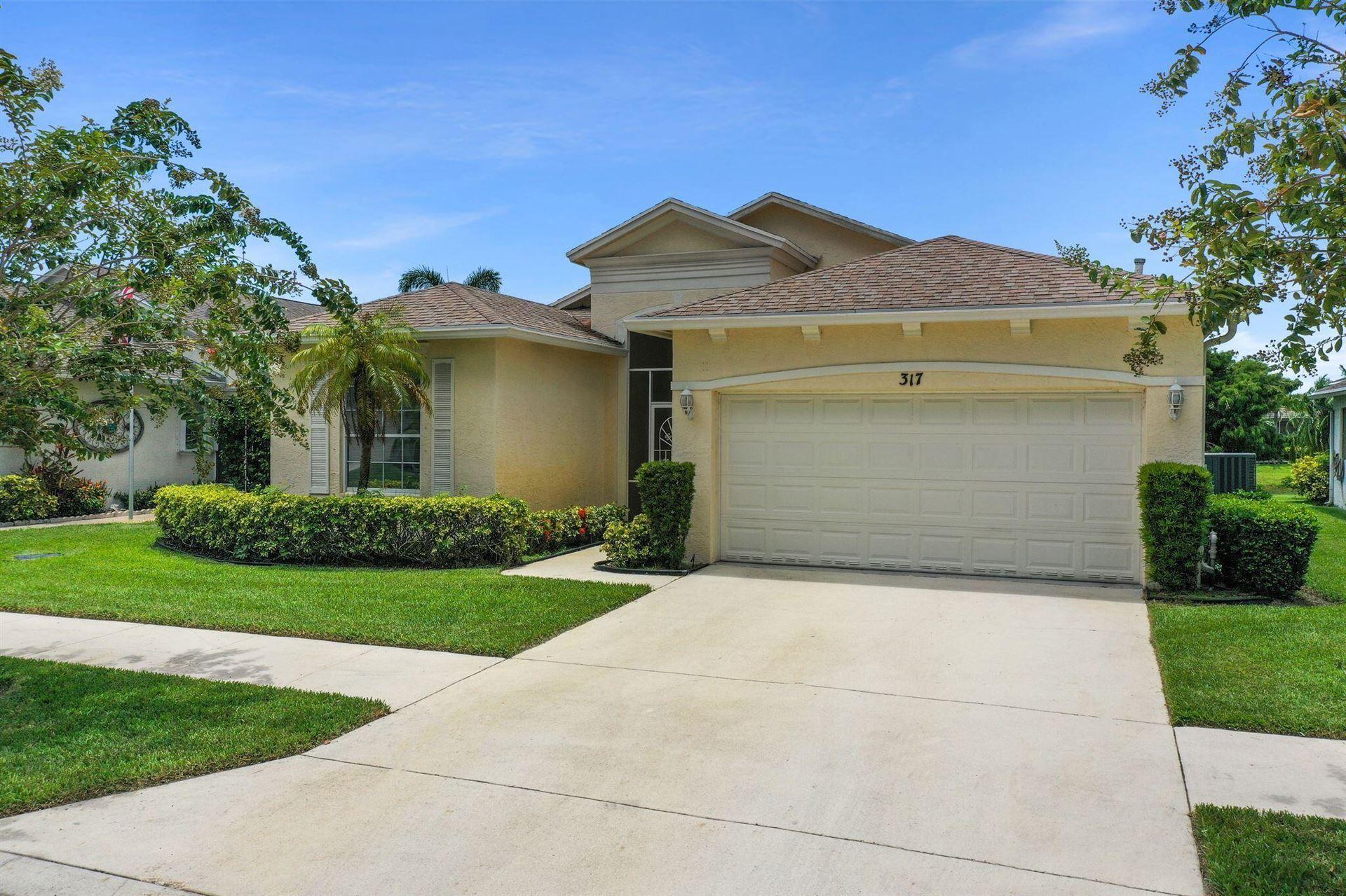 317 SW North Shore Boulevard, Port Saint Lucie, FL 34986 - #: RX-10732470
