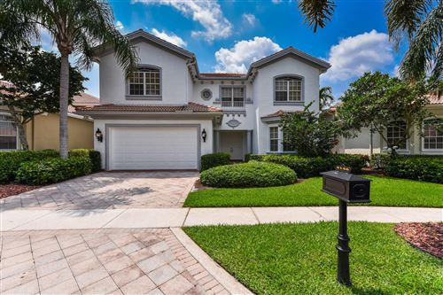 Photo of 4146 NW Briarcliff Circle, Boca Raton, FL 33496 (MLS # RX-10608471)