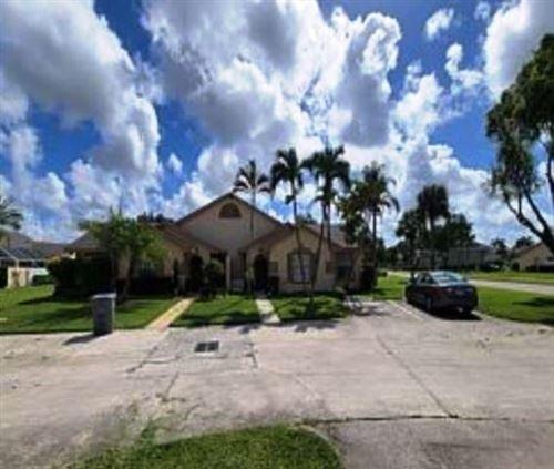 Photo of 9407 Boca Gardens Parkway #D, Boca Raton, FL 33496 (MLS # RX-10740471)
