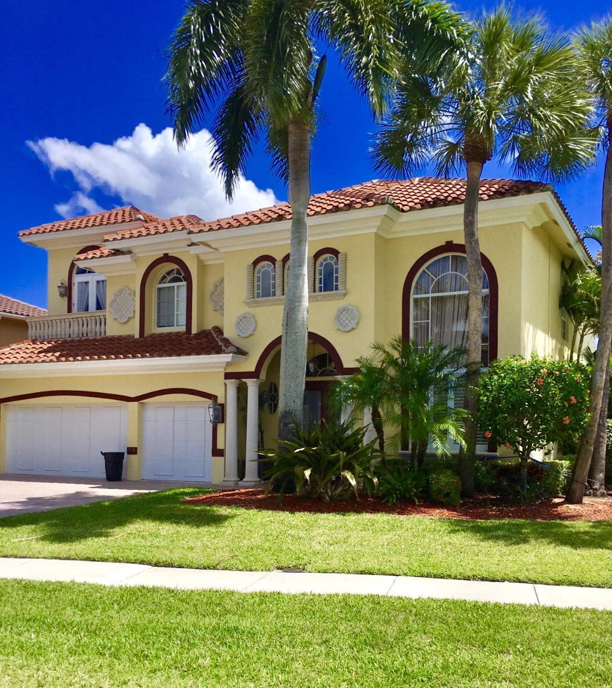 9718 Coronado Lake Drive, Boynton Beach, FL 33437 - #: RX-10558471