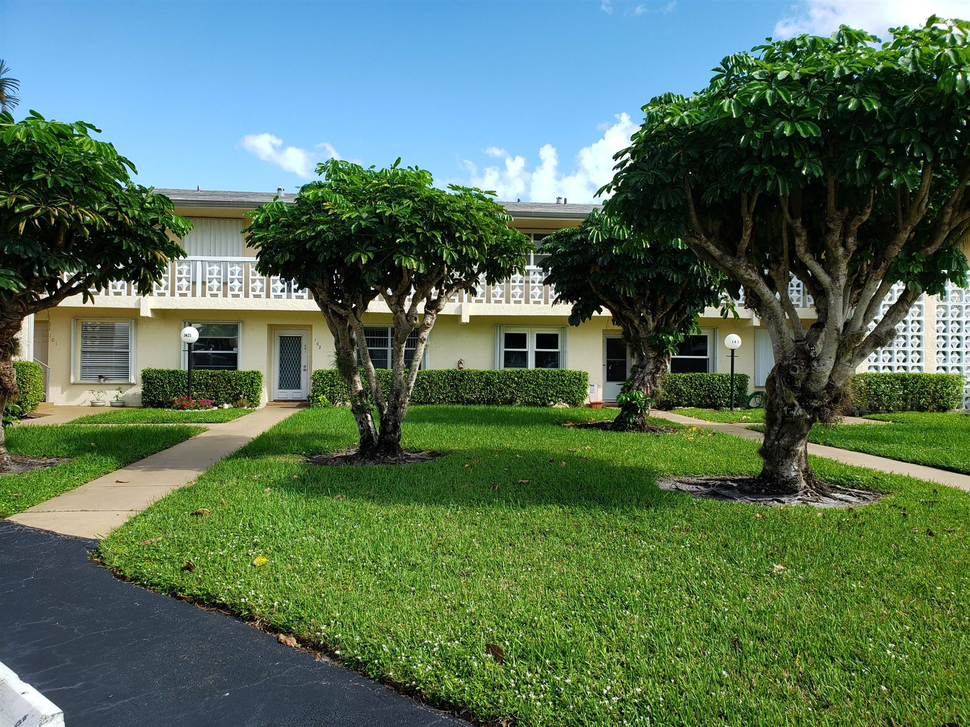 1421 NW 19th Terrace #201, Delray Beach, FL 33445 - #: RX-10654471