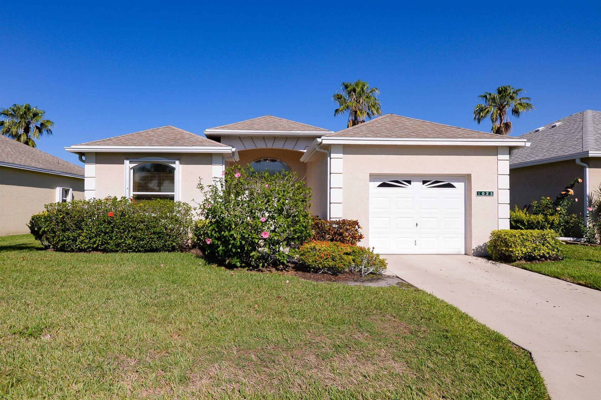 1025 NW Tuscany Drive, Port Saint Lucie, FL 34986 - #: RX-10708471