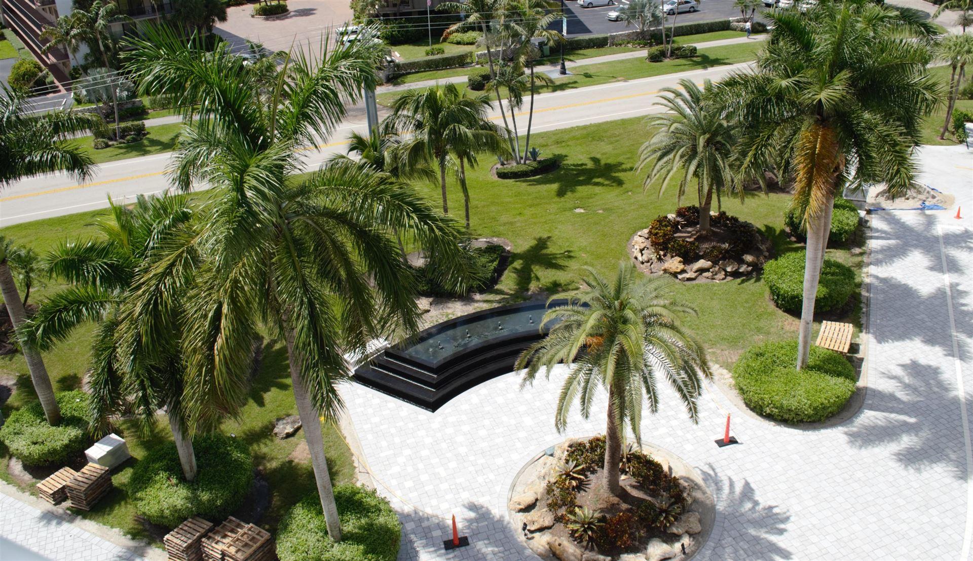 Photo of 3546 S Ocean Boulevard #814, Palm Beach, FL 33480 (MLS # RX-10715471)