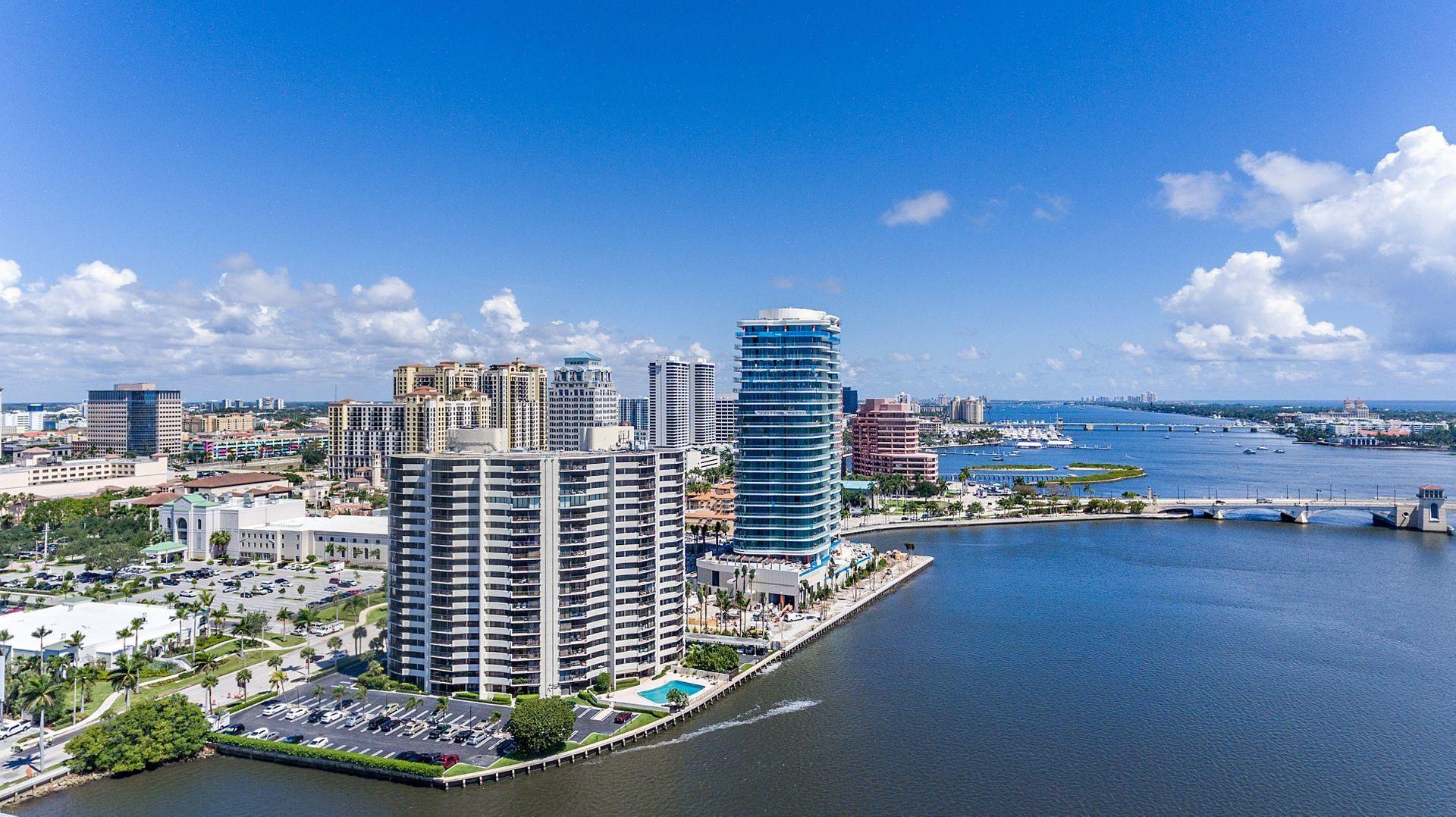 1200 S Flagler #902, West Palm Beach, FL 33401 - MLS#: RX-10722471