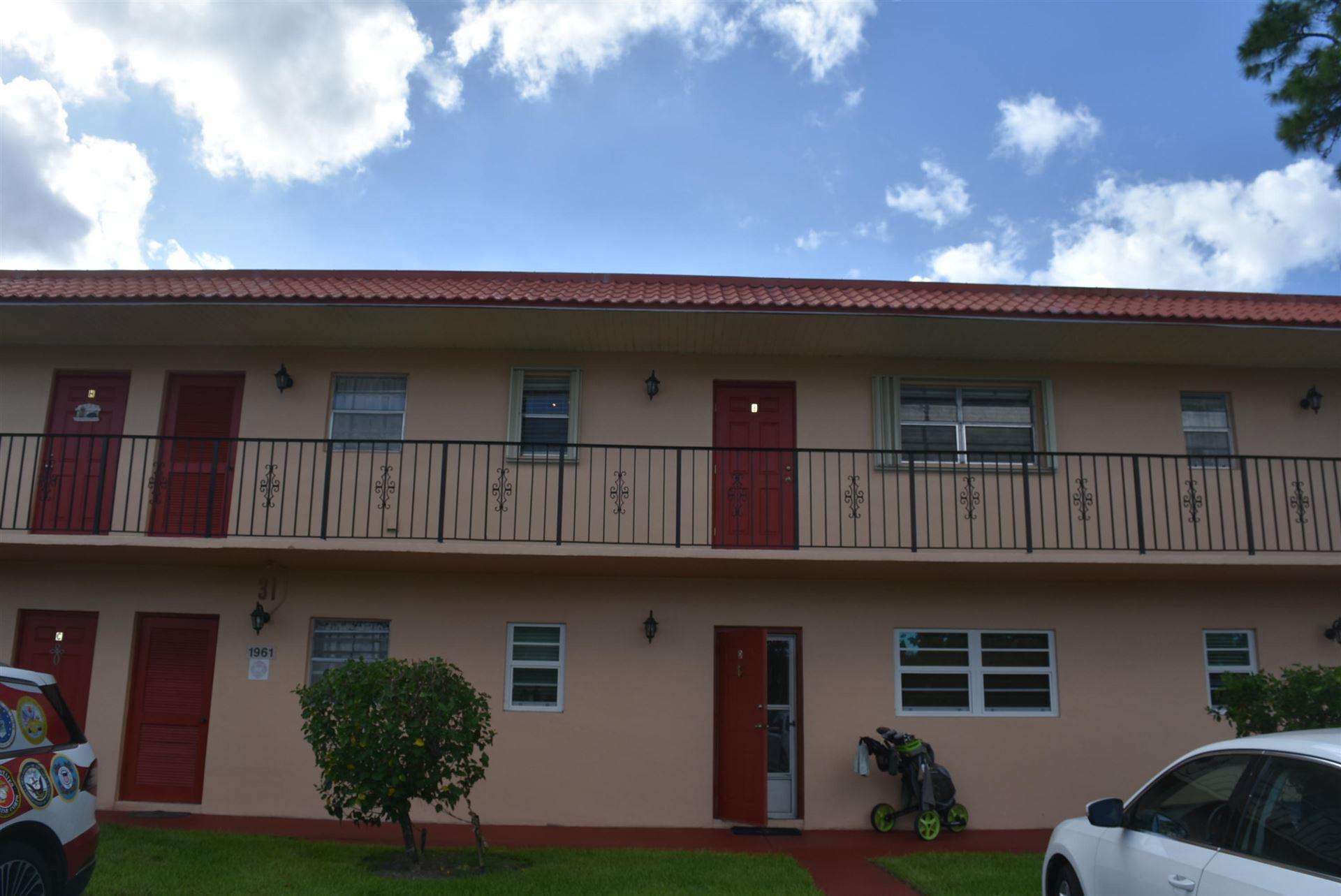1961 SW Palm City Road #31-I, Stuart, FL 34994 - #: RX-10725471