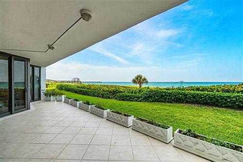 Photo of 3100 S Ocean Boulevard #103s, Palm Beach, FL 33480 (MLS # RX-10636472)