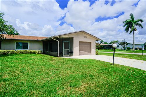 Photo of 6297 Overland Drive, Delray Beach, FL 33484 (MLS # RX-10645472)