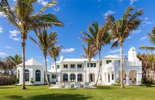 Photo of 901 N Ocean Boulevard, Palm Beach, FL 33480 (MLS # RX-10693472)