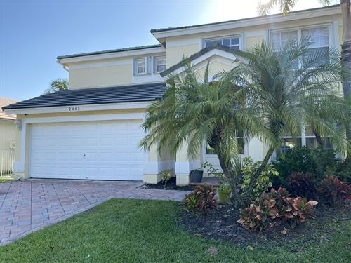 Photo of 2447 Country Golf Drive, Wellington, FL 33414 (MLS # RX-10707472)