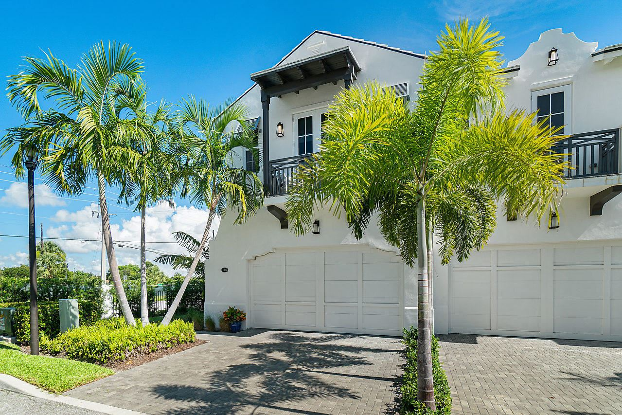1105 Kingston Lane, Delray Beach, FL 33483 - #: RX-10603472