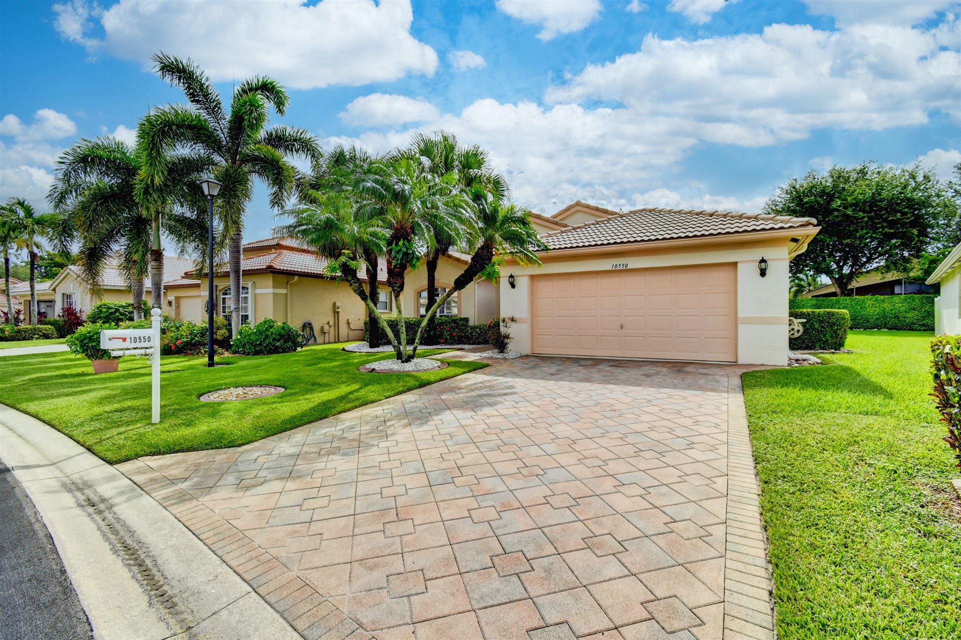 10550 Tropical Breeze Lane, Boynton Beach, FL 33437 - #: RX-10632472