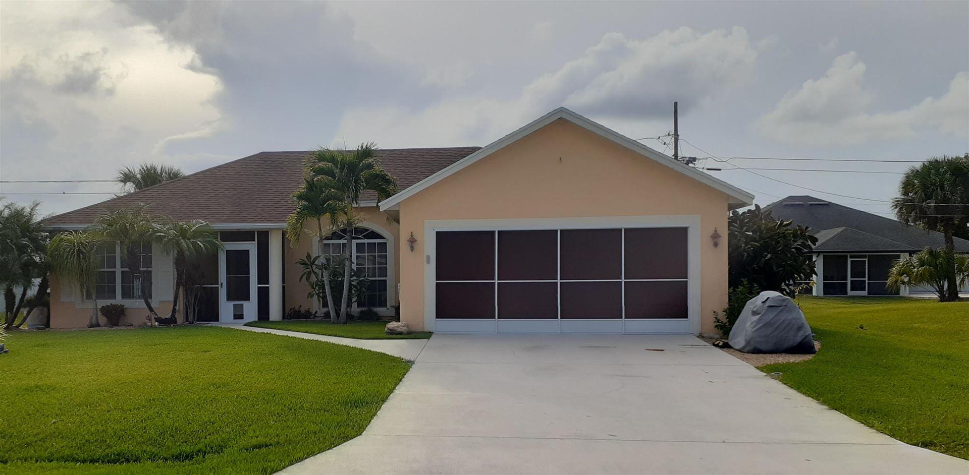 2134 SW Pruitt Street, Port Saint Lucie, FL 34953 - #: RX-10654472