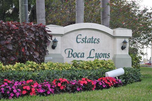 Photo of 22336 Boyaca Avenue, Boca Raton, FL 33433 (MLS # RX-10652473)