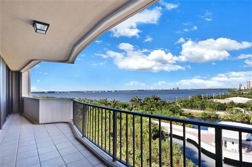 Photo of 4200 N Ocean Drive #2-705, Singer Island, FL 33404 (MLS # RX-10675473)