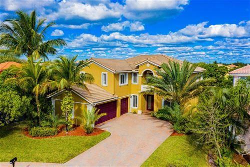 Photo of 116 Ibisca Terrace, Royal Palm Beach, FL 33411 (MLS # RX-10686473)