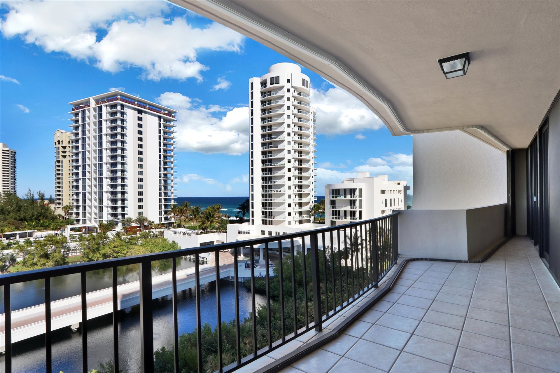 Photo of 4200 N Ocean Drive #2-705, Singer Island, FL 33404 (MLS # RX-10675473)