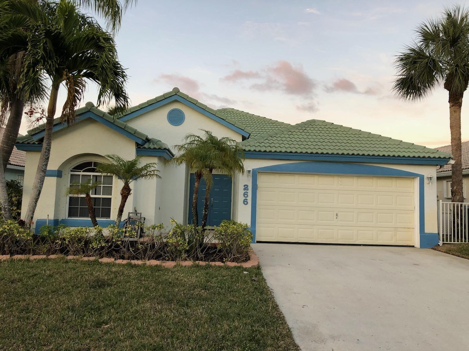 266 E Saratoga Boulevard, Royal Palm Beach, FL 33411 - #: RX-10690473