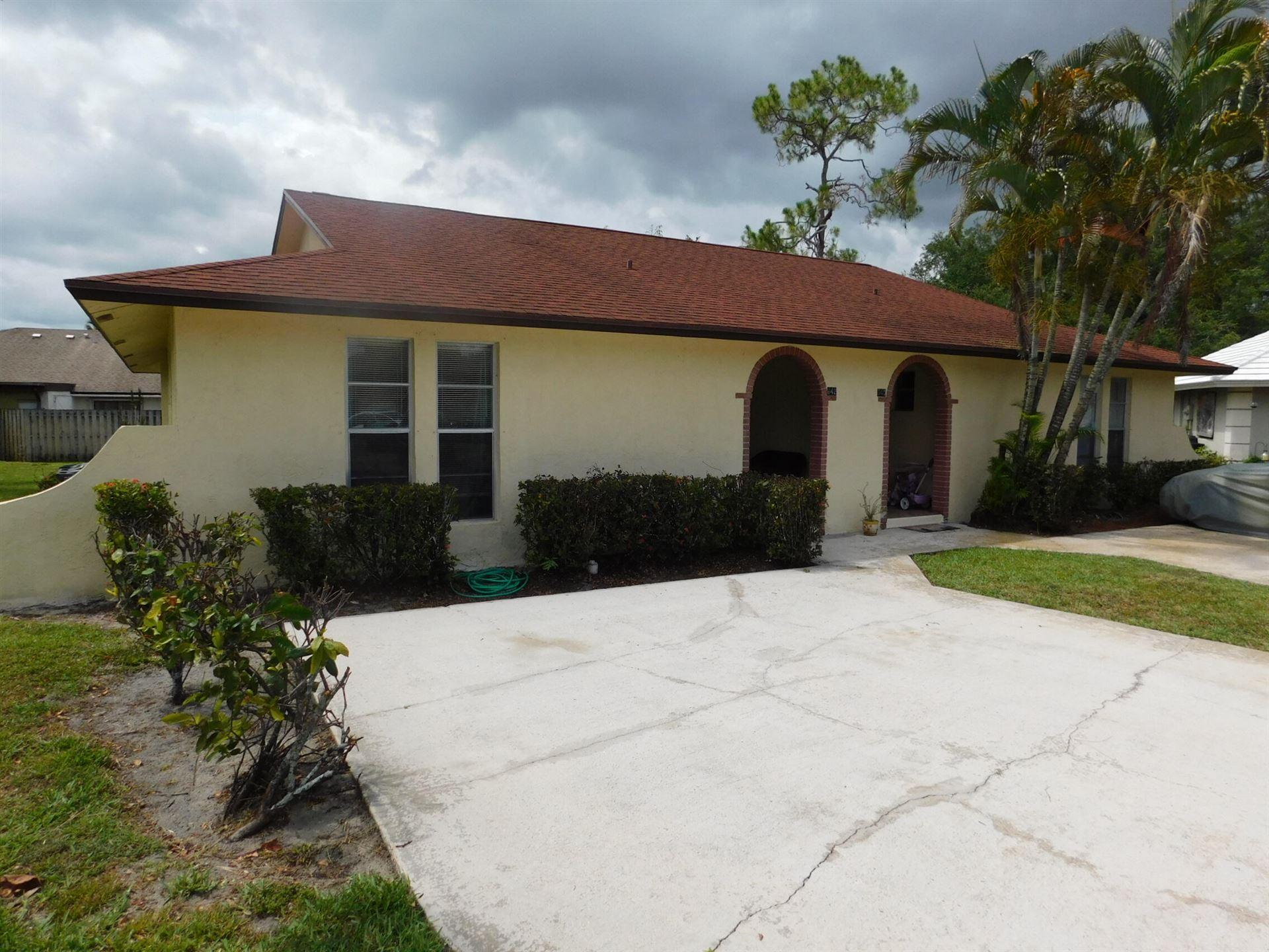 840 Peppertree Court #840-842, Wellington, FL 33414 - MLS#: RX-10725473