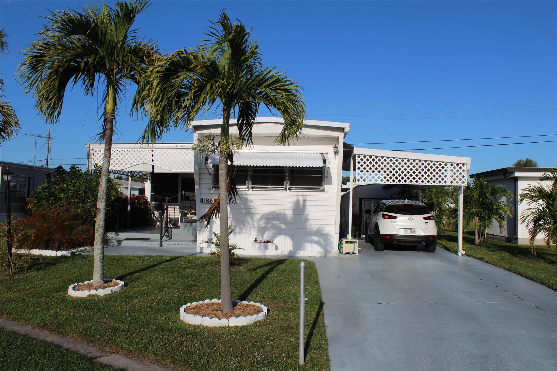 14680 Glenview Drive, Delray Beach, FL 33445 - #: RX-10603474