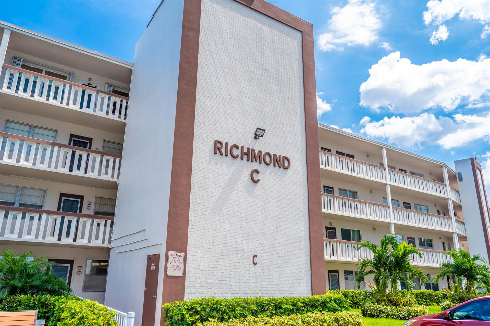 322 Richmond C, Deerfield Beach, FL 33442 - #: RX-10652474