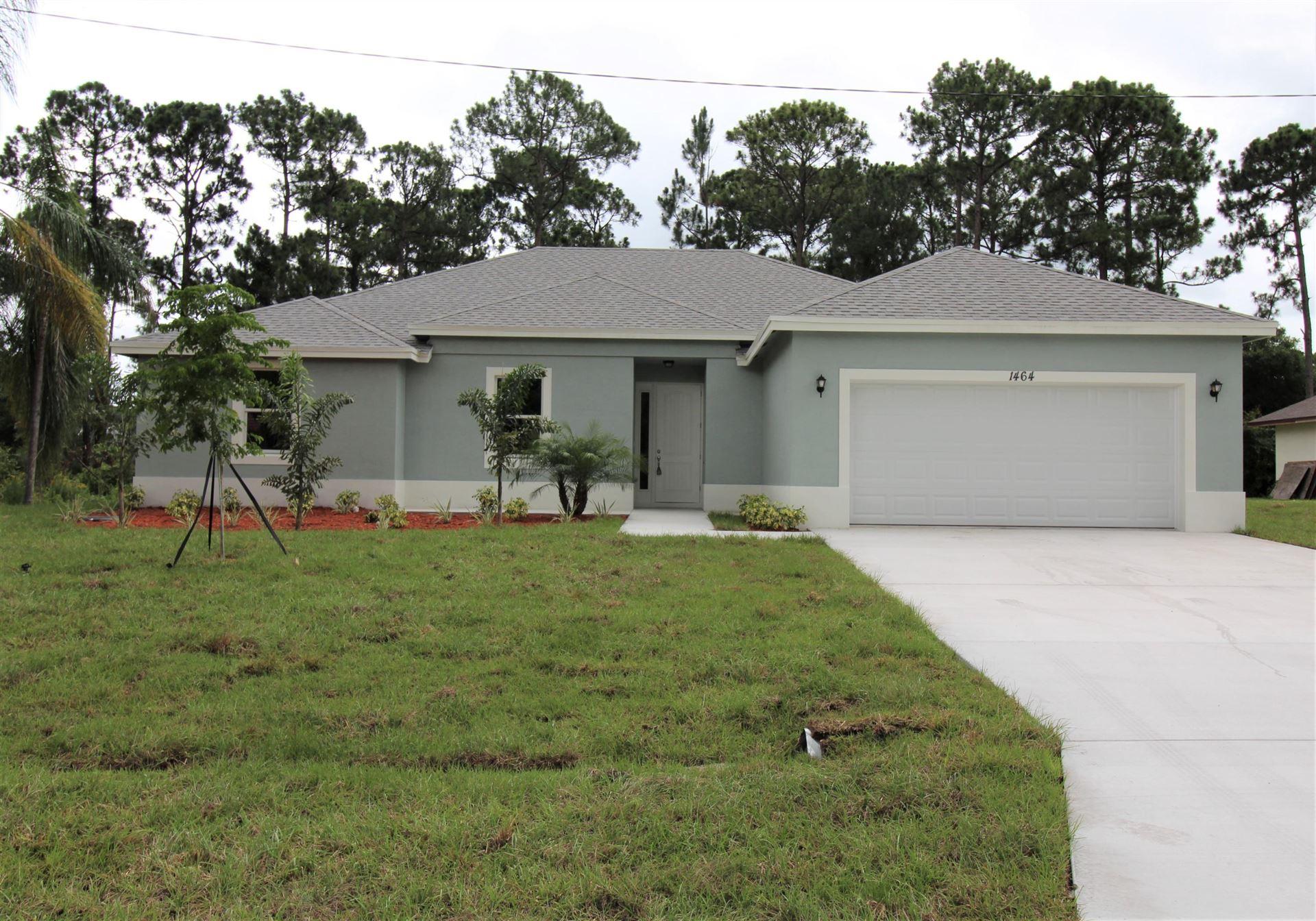 963 SW Whitter Terrace, Port Saint Lucie, FL 34953 - #: RX-10684474