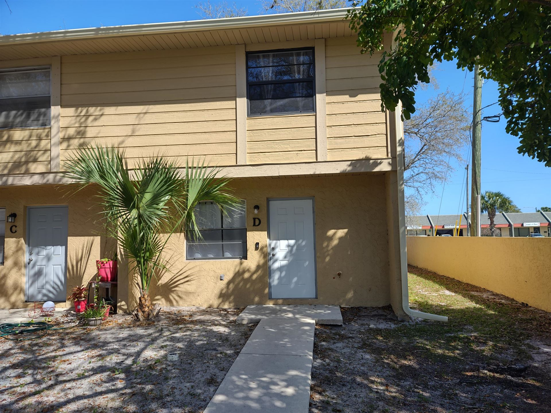 2019 Oleander Boulevard #Apt D, Fort Pierce, FL 34950 - MLS#: RX-10696474