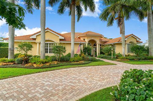 Photo of 10377 Muirfield Road, Boynton Beach, FL 33436 (MLS # RX-10636475)
