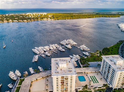 Photo of 1208 Marine Way #308, North Palm Beach, FL 33408 (MLS # RX-10669475)