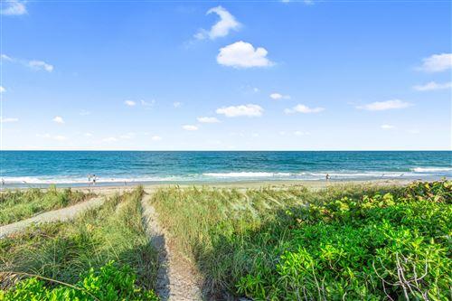 Tiny photo for 302 Alicante Drive, Juno Beach, FL 33408 (MLS # RX-10747475)