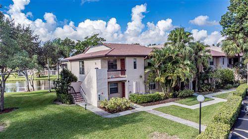 Photo of 9261 Vista Del Lago #19-B, Boca Raton, FL 33428 (MLS # RX-10752475)