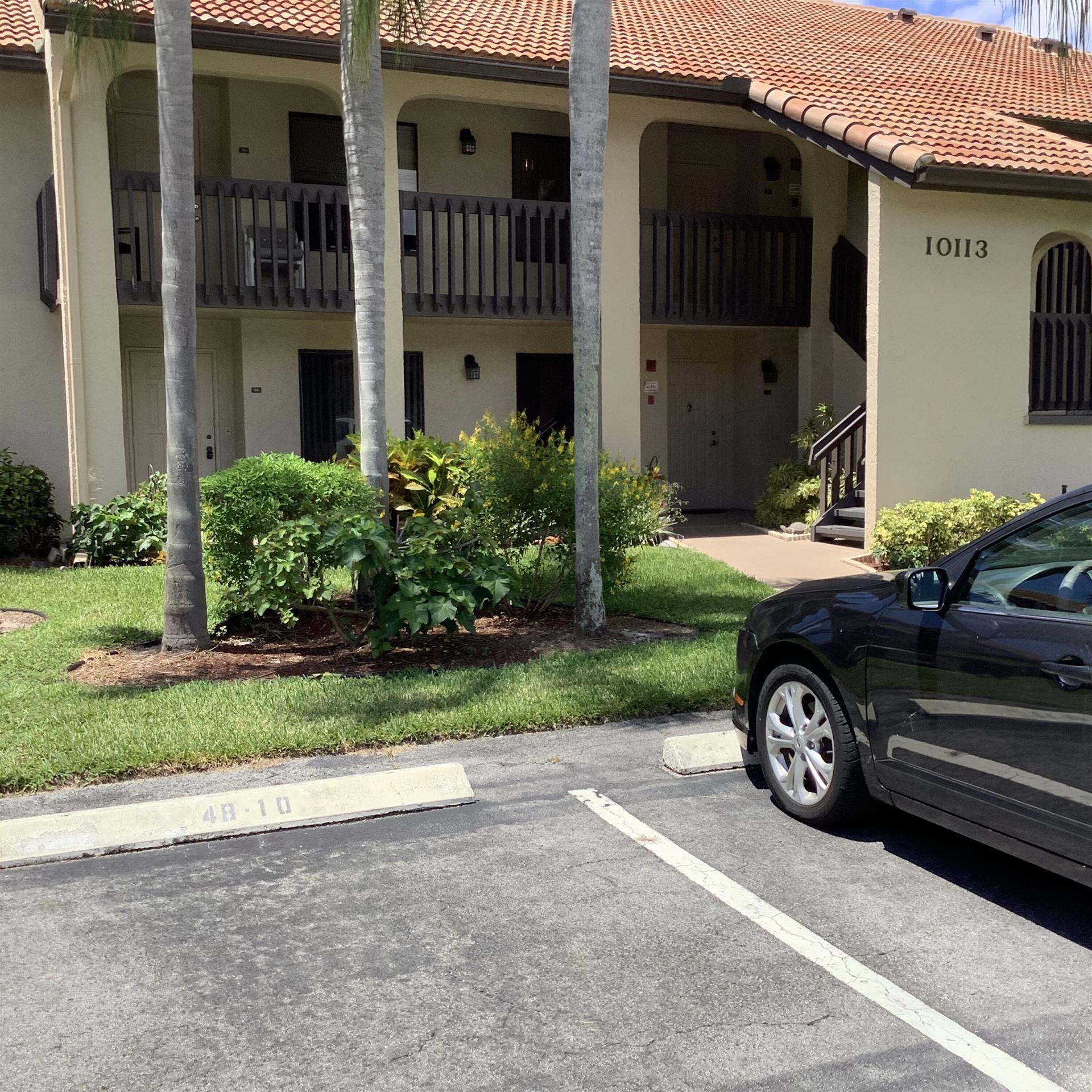 10113 Mangrove Drive #106, Boynton Beach, FL 33437 - MLS#: RX-10735475