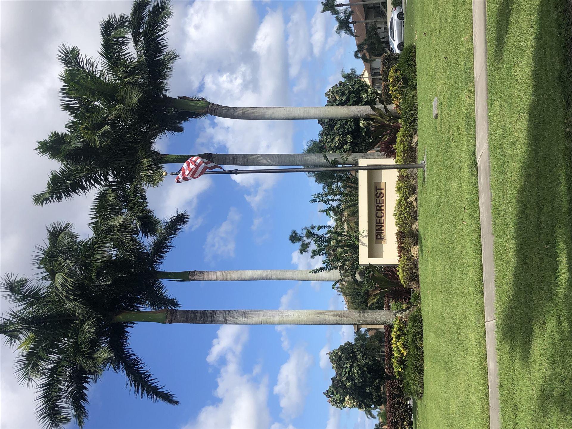 701 Pinecrest C Circle N #C, Jupiter, FL 33458 - MLS#: RX-10749475
