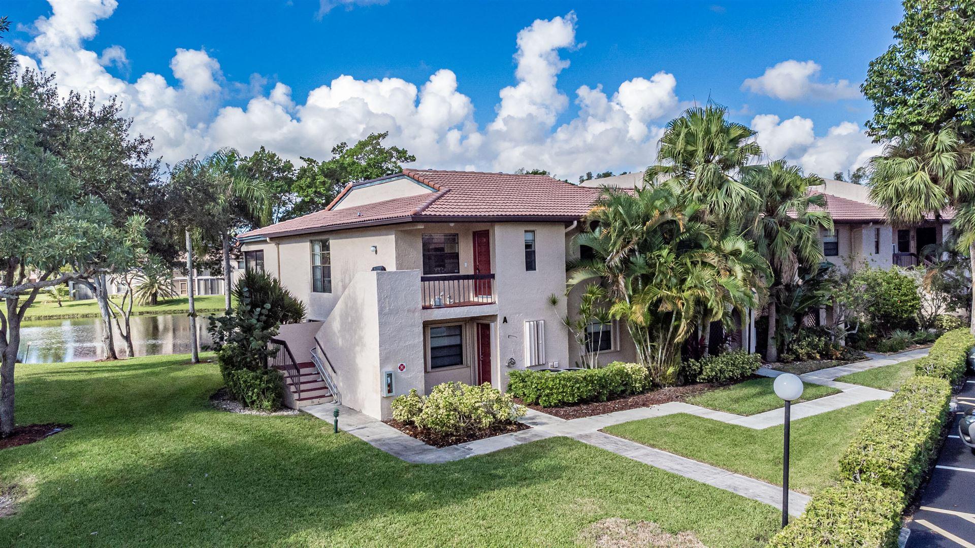 9261 Vista Del Lago #19-B, Boca Raton, FL 33428 - MLS#: RX-10752475